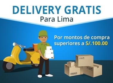 Delivery Gratis Lima